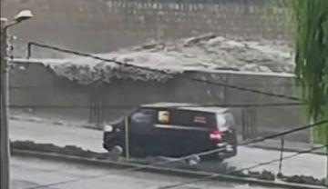 Alcaldía de La Paz atendió 25 casos de emergencia por la granizada