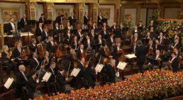 Disfrute aquí el concierto de Año Nuevo de la Filarmónica de Viena