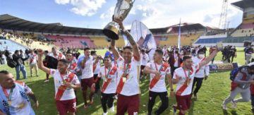 Always Ready se corona campeón del fútbol boliviano por primera vez