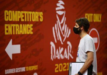 """El """"rally"""" Dakar vuelve a Arabia Saudita con covid-19 y polémica"""