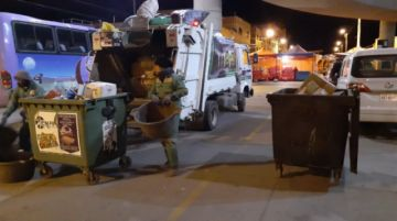 EMAP suspende recolección de basura de domicilios hoy