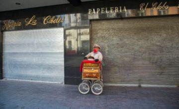 Decae venta de amuletos y cotillón de Año Nuevo en Ciudad de México por la pandemia