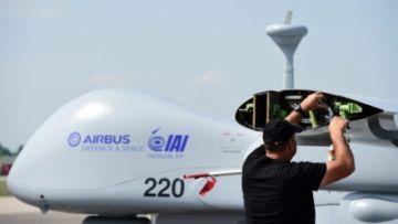 La posibilidad de usar drones armados divide a la coalición de Angela Merkel en Alemania