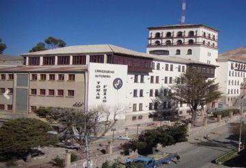 La UATF se alista para iniciar sus cursos preuniversitarios