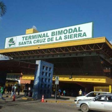 Terminal de Buses de Cochabamba suspende salidas a la ciudad de Santa Cruz