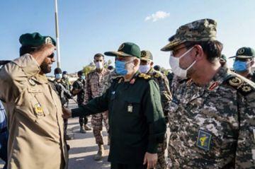 """Irán responderá a """"cualquier acto"""" de EEUU, dice jefe de Guardianes de la Revolución"""