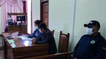 Dictan detención preventiva para presunto autor del feminicidio de Eulalia en Cochabamba