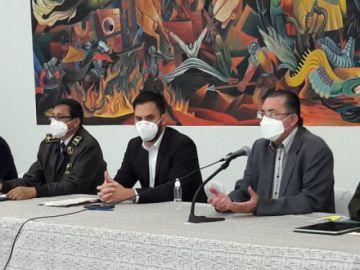 Gobierno se reunirá hoy con gobernadores y alcaldes para hacer frente al coronavirus
