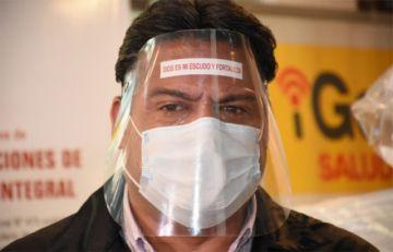El Alcalde de La Paz Luis Revilla da nuevamente positivo a coronavirus