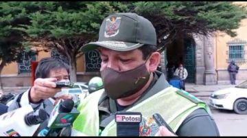 Tránsito registra cinco hechos de tránsito con daños y personas heridas
