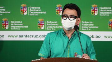 Santa Cruz reporta 495 nuevos casos de coronavirus en 14 municipios