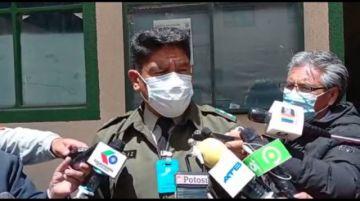 FELCC Potosí reporta cuatro decesos, entre ellos una menor