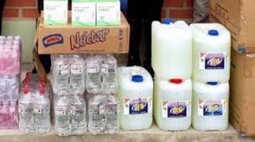 Gobernación entrega insumos de bioseguridad para San Pedro de Quemes