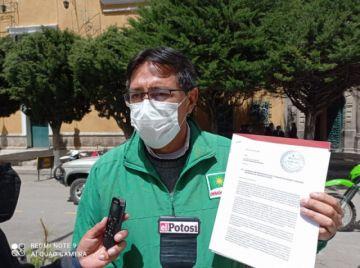 Candidato pide a la alcaldía comprar directamente la vacuna contra el coronavirus