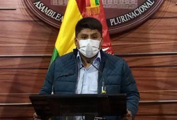 """Loza asegura que no habrá """"voto castigo"""" contra el MAS en las subnacionales"""
