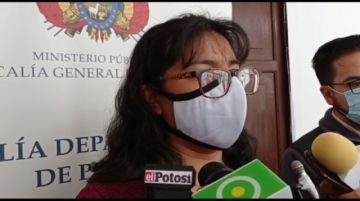 El fin de semana fue violento para muchas familias en Potosí