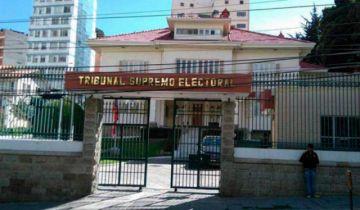 TSE aprueba reglamento de demandas de inhabilitación a candidatos