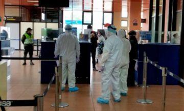 Bolivia extiende restricción de vuelos desde Europa hasta el 15 de febrero