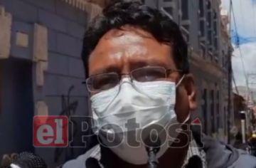 Unidad de riesgos atendió taponamientos en las calles de Potosí