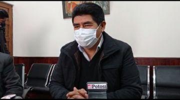 Gobernación de Potosíevalúa daños de las tormentas de granizo en las comunidades