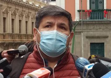 Sol.bo pide que Arce y Choquehuanca se vacunen primero con la Sputnik V
