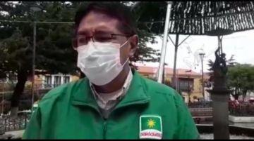 Barrientos pide a la Brigada parlamentaria gestionar compra de vacunas