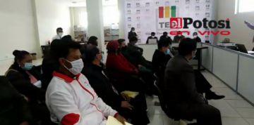 Sortean en el TED la ubicación en la papeleta electoral rumbo a las subnacionales