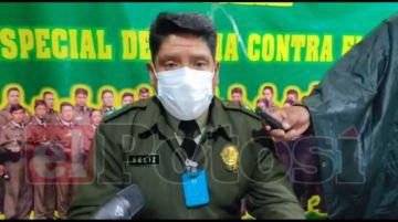 Potosí: Denuncian a funcionario policial por presunta violación