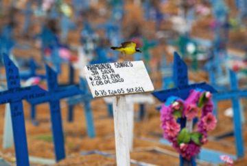 La pandemia no da tregua a Brasil, que ya contabiliza más de 200.000 muertos
