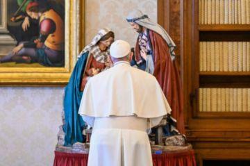 """Papa reza por Venezuela, azotada por """"la arrogancia de los poderosos"""""""