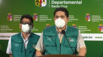 Santa Cruz registra 638 nuevos contagios y 5 fallecidos por coronavirus