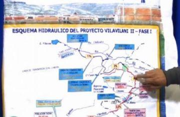 Denuncian que Perú tiene todo listo para desvío del río Mauri en perjuicio de Bolivia