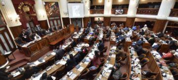 Confirman al menos 10 casos de coronavirus en la Cámara de Diputados de Bolivia