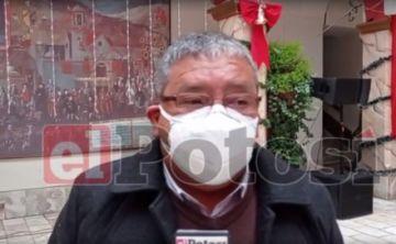 ¿Qué municipios están en riesgo covid para el Sedes en Potosí?