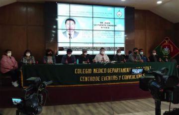 La Paz: Médicos exigen cuarentena rígida y suspender elecciones subnacionales