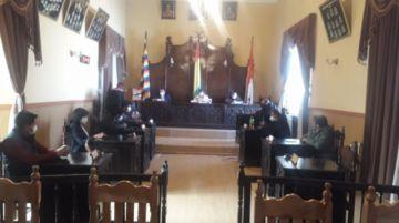 Inicia la sesión preparatoria en el Concejo