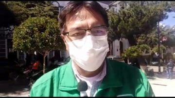 Gonzalo Barrientos plantea dar solución integral al problema del alcantarillado pluvial en la Villa Imperial