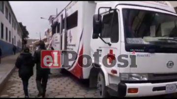 Comienza el rastrillaje de casos de coronavirus en San Roque
