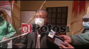 Sedes evalúa situación de la respuesta ante el rebrote en Potosí