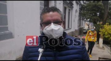 La Alcaldía de Potosí destinará 20 millones de bolivianos para atender el rebrote del coronavirus