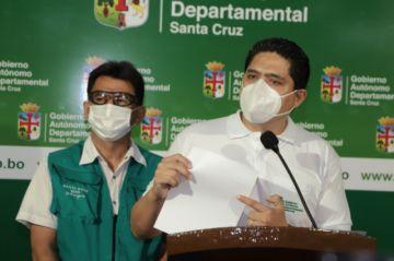 Sedes Santa Cruz insiste en que debe haber cuarentena rígida para contener la propagación del coronavirus