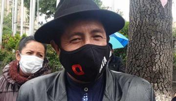 """¿Por qué  """"Tata"""" Quispe pide a la Fiscalía procesar de oficio a Evo Morales?"""