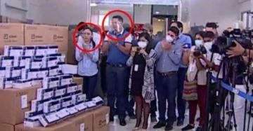 Creemos pide al TED sancionar al MAS por uso de bienes del Estado con las pruebas antígeno nasales