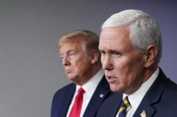 """Pence descarta la 25ª Enmienda y allana el camino a un nuevo """"impeachment"""" de Trump"""