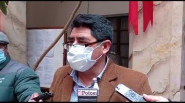 Gobernador de Potosí descarta aplicar cuarentena para contener el coronavirus