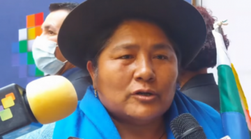 Bartolinas rechazan la cuarentena, dicen que los médicos quieren causar pérdidas al país
