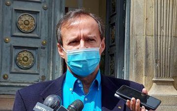 Jorge Quiroga considera una 'tortura' para la población que recién en abril lleguen las vacunas certificadas