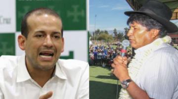 """Citarán a Evo Morales, Álvaro García Linera y Víctor Borda como víctimas por caso supuesto """"golpe"""""""