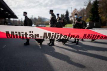 En tiempos de pandemia, Suiza inventa el servicio militar en casa