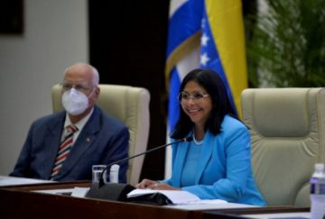 "Venezuela espera que Biden tenga un ""atisbo de decencia"", dice vicepresidenta"